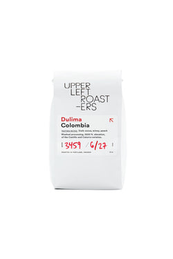 Dulima Colombia - Dark cocoa, Winey, Peach