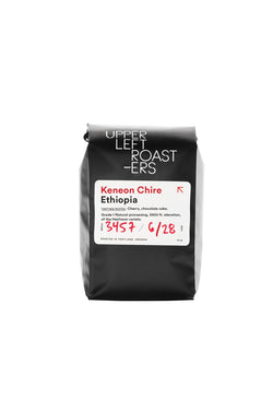 Keneon Chire Ethiopia - Strawberry, Assam tea, Nectarine