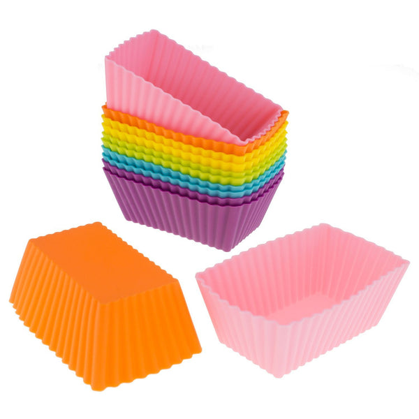 silicone rectangle cake pan