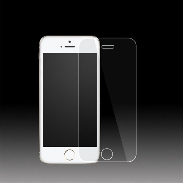 iPhone 5 5s 5c 9H 0.3mm tempered glass screen protector 10 pack