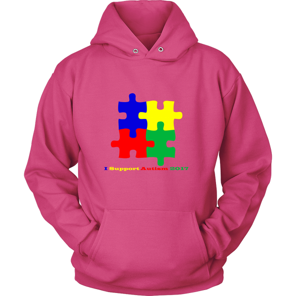 Womens I Support Autism 2017