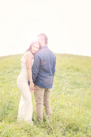 Engagement Session - Outdoor Location