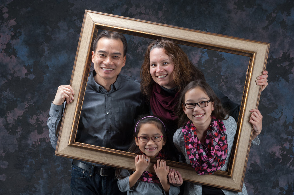 Family Portrait Session - In Studio (Package B)