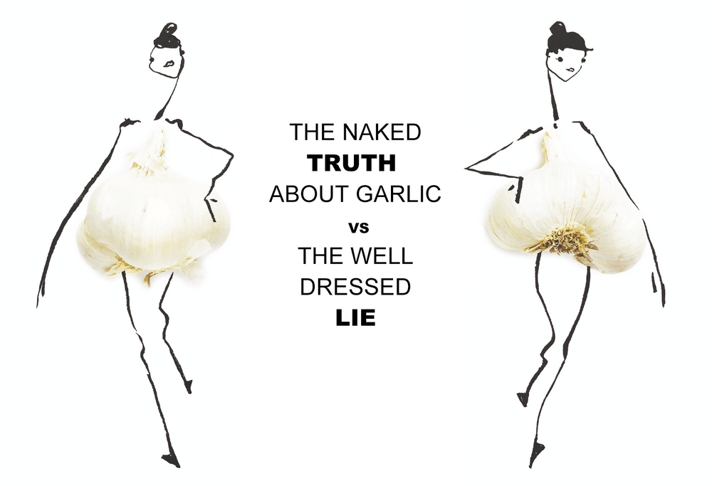 THE NAKED TRUTH ABOUT GARLIC