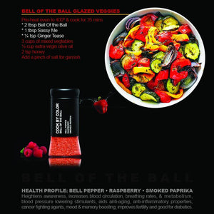 Bell Of The Ball™ Gourmet Seasoning Blend