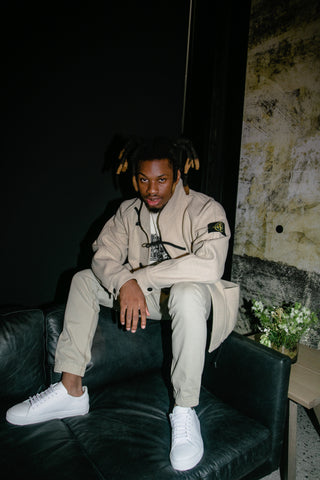 Denzel Curry tells us how important it is to reinvent