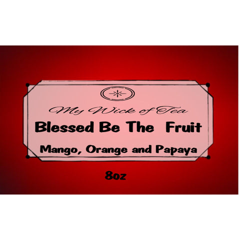 Blessed Be The Fruit-The Handmaid's Tale Inspired