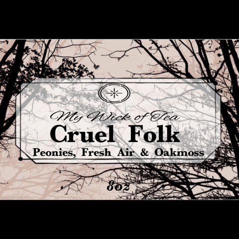 Cruel Folk- The Cruel Prince Inspired