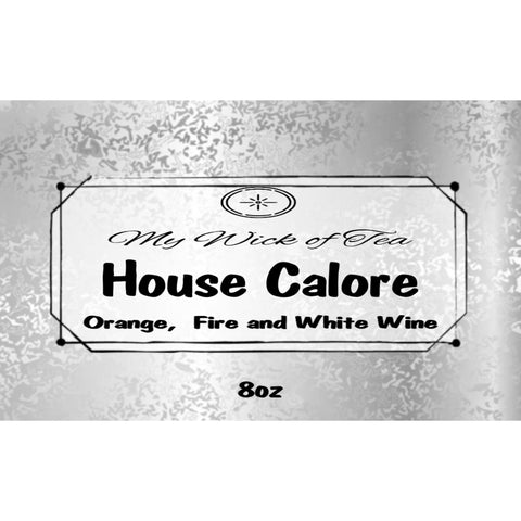 House Calore-Red Queen Inspired Candle