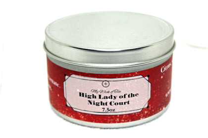 High Lady of the Night Court-A Court of Mist and Fury Inspired