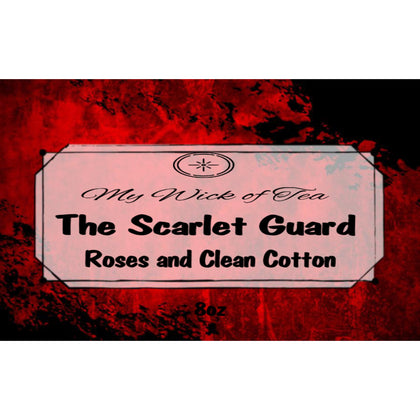 The Scarlet Guard-Red Queen Inspired