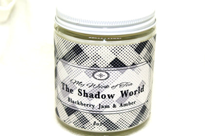 The Shadow World Sorting Candle