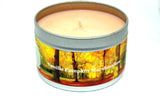 Fall Reads Inspired Candle