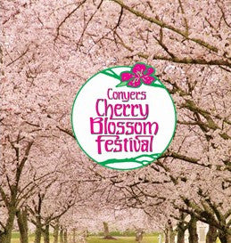 New event! 3/25 & 26 - Conyer's Cherry Blossom Festival