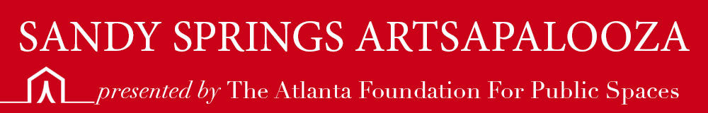 New event!  4/15 & 16 - Artsapalooza in Sandy Springs, GA