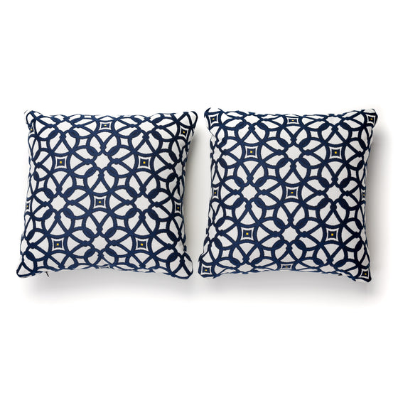 Throw Pillows, set of 2