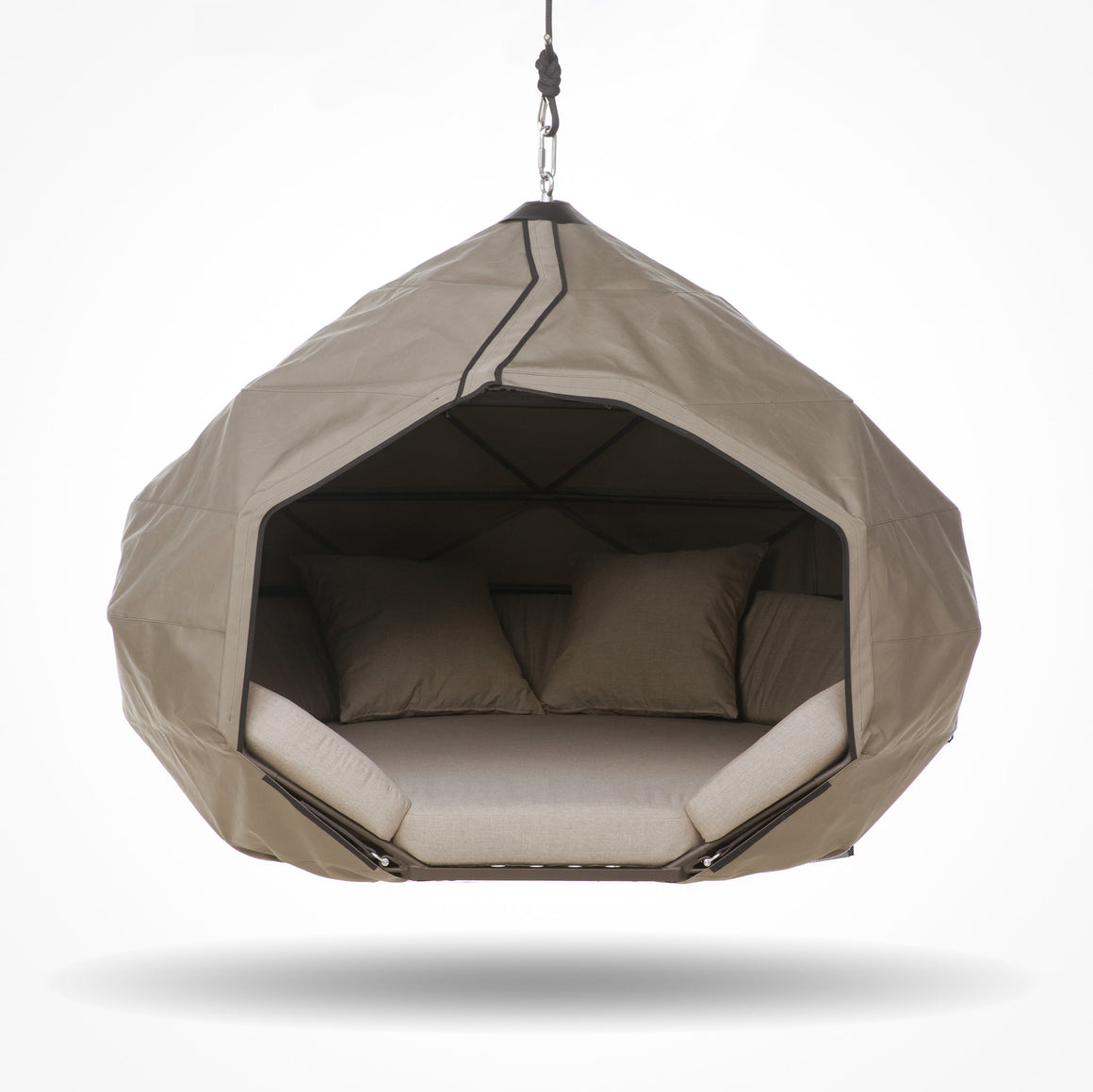 Hanging Lounger Full Cover