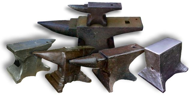 Reading Anvil Weight Markings