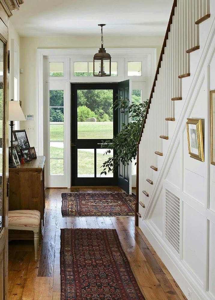 Five Inspiring Home Entry Ways