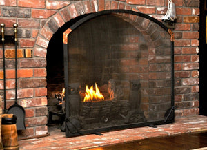 How to Close Your Fireplace for Spring