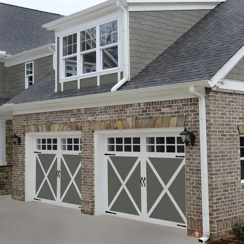 Garage Door Inspiration for any Style Home!