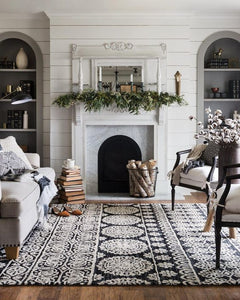 Winter Mantel Design Inspiration