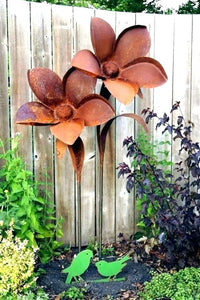 Adding Metal Art to Your Garden