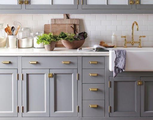 Hardware Finishes & Color Options