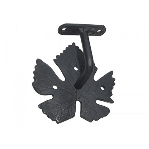 Maple Leaf Steel Bracket - Arc and Hammer Designs
