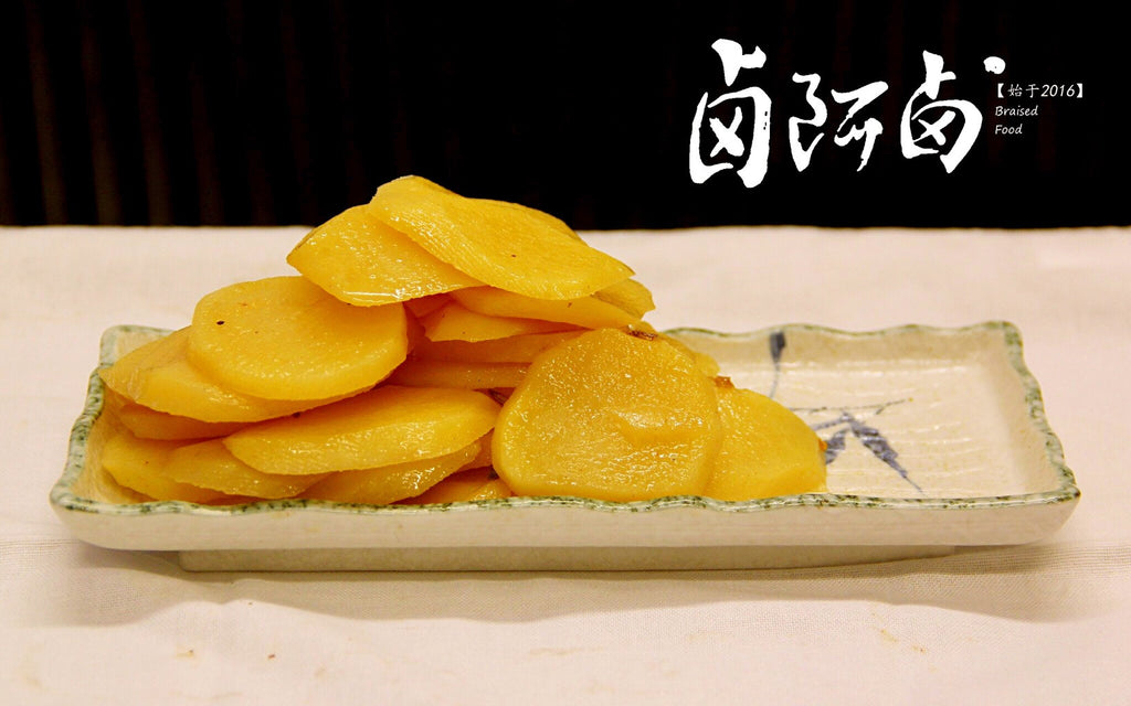 土豆 Potato Slice