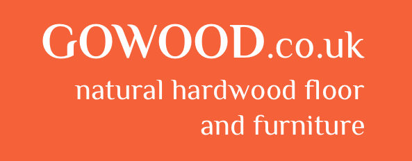 Gowood - natural hardwood floor and furniture