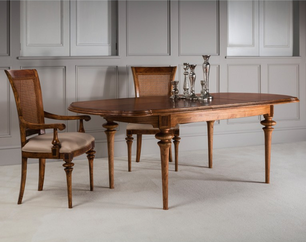 Boston Oval Extending Dining Table