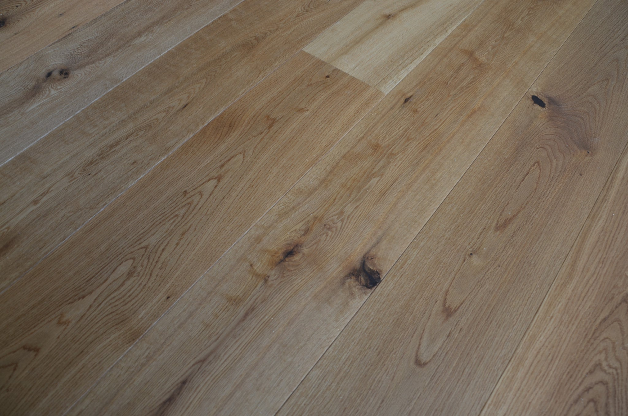 natural oiled floor