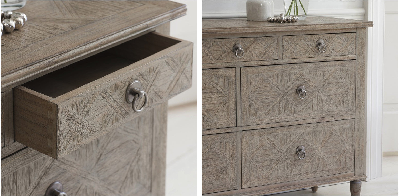 Washington 7 Drawer Chest