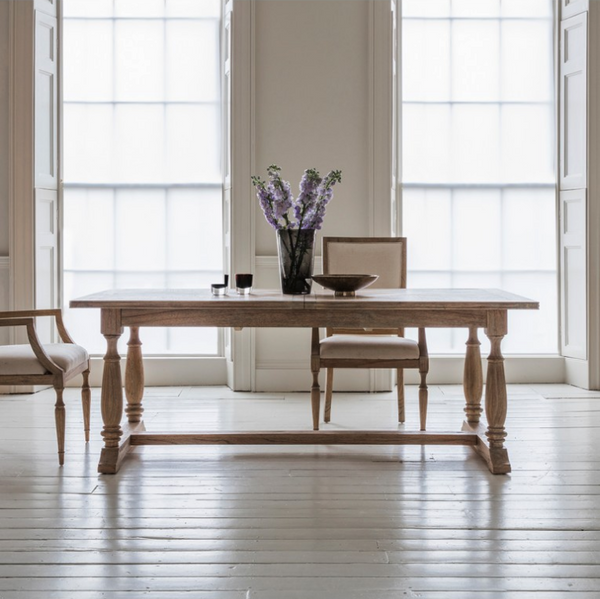 Washington XXL Extending Dining Table
