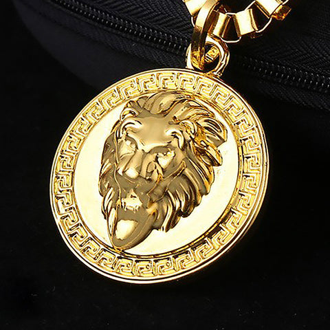 Grand Pendant Of Kings