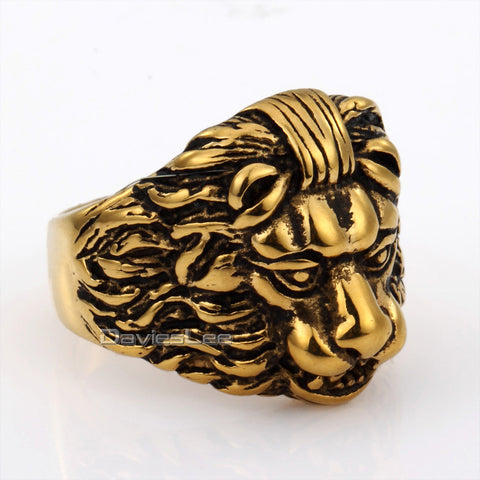 Royal Lion Ring Of Kings