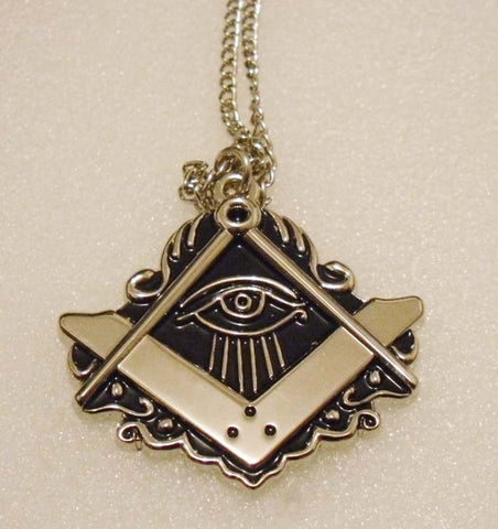 All-Seeing Eye Pendant