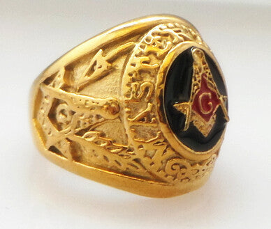 Ring Of Masonic Power