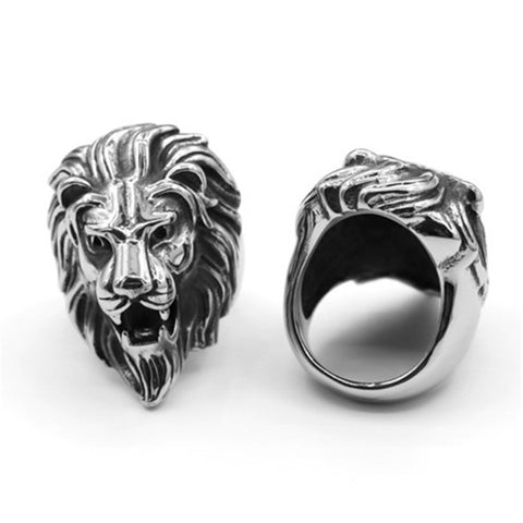 Lion Ring Of Royalty