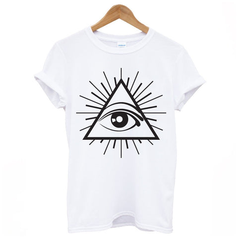 All-Seeing Eye Of Providence Shirt