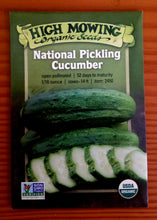 Load image into Gallery viewer, Cucumber - National Pickling
