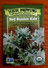 Load image into Gallery viewer, Kale - Red Russian