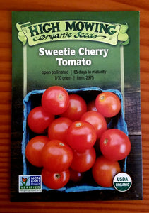 Cherry Tomatoes - Sweetie