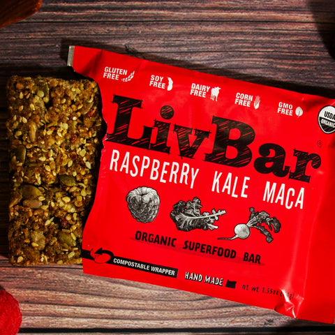 LivBar - Super Nutrition Bars