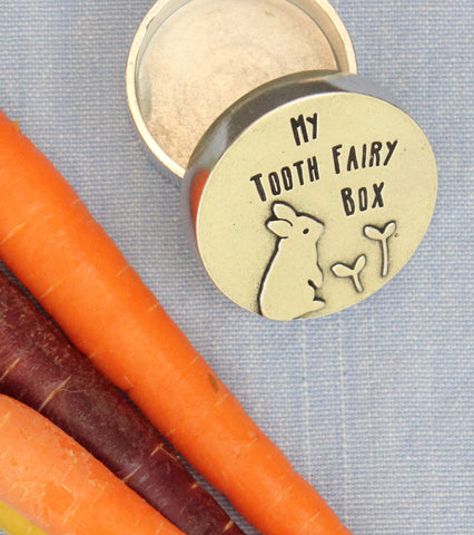 Bunny Tooth Fairy Box