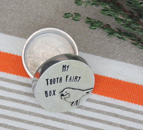 Chick Tooth Fairy Box