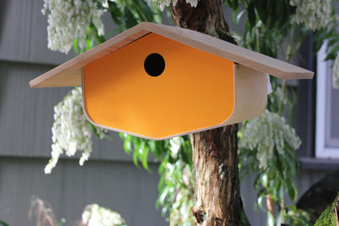 Bird Home Mid Century