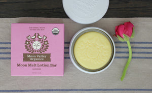 Organic Melt Lotion Bar