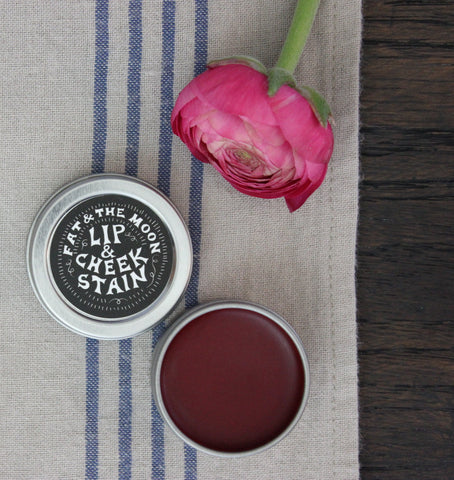 Organic Lip & Cheek Stain